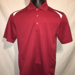 Nike Golf Dri Fit Mens Polo Shirt Size Small